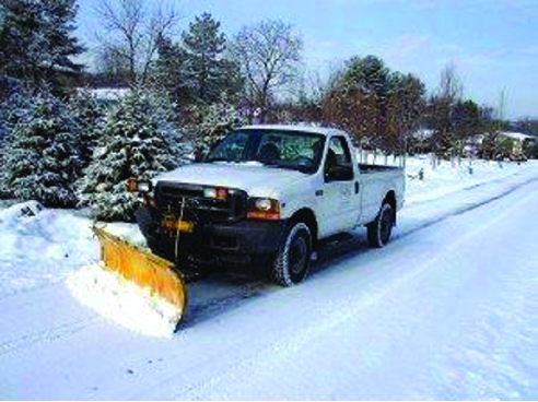 Snow & Ice Removal Services