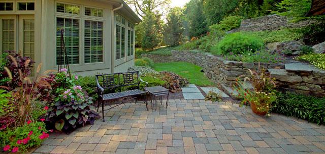 Patio & Walks – Paver Block, Brick, Natural Stone & Masonry